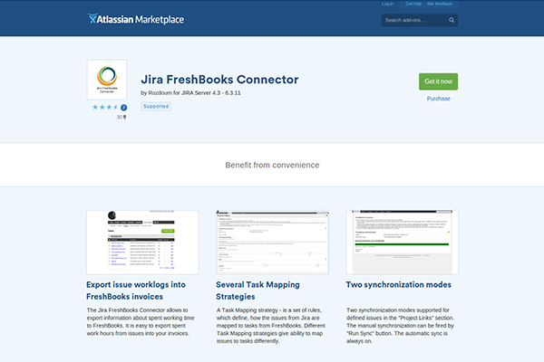 Jira Freshbooks Connector 2.0 is launched