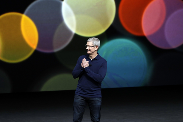 Apple Event September 2016 : iPhone 7, Apple Watch and AirPods