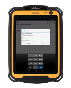 SAP ERP Mobile client