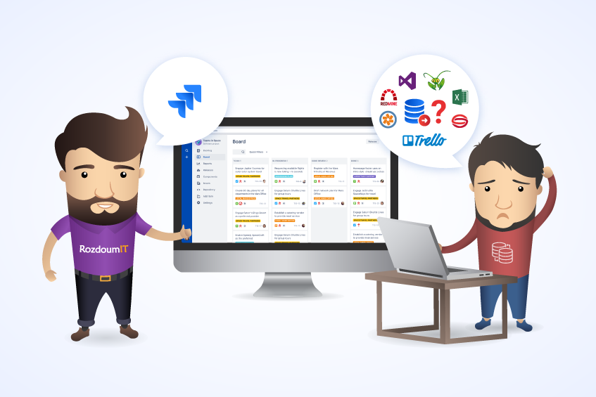 JIRA vs  TFS: Synergy of Tools Against Full Integration