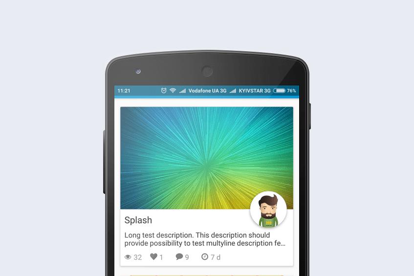 Social App Article