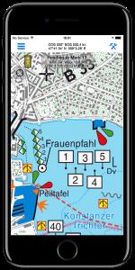 App for sailors iPhone version