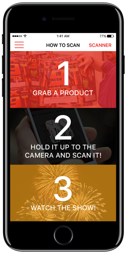 Fireworks Viewer by Rozdoum