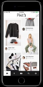 Location based marketplace iOS