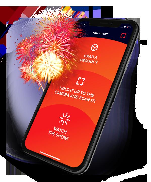 Pyroscope app screen