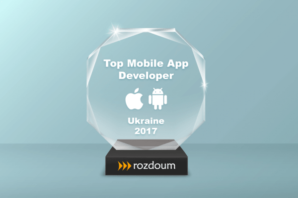 Rozdoum as a Top Mobile Developer