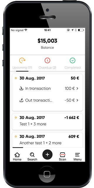 Banking app by Rozdoum