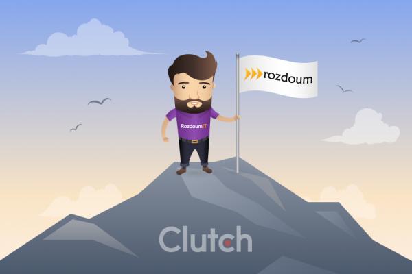 Rozdoum is in Leader Matrix of Top Developers