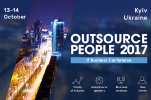 Rozdoum at Outsource People 2017