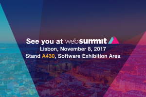 Rozdoum takes part in Web Summit in Lisbon