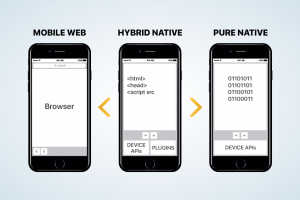 Web, Native or Hybrid?