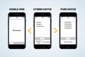 Web, Native or Hybrid?