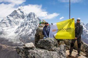 Rozdoum Everest