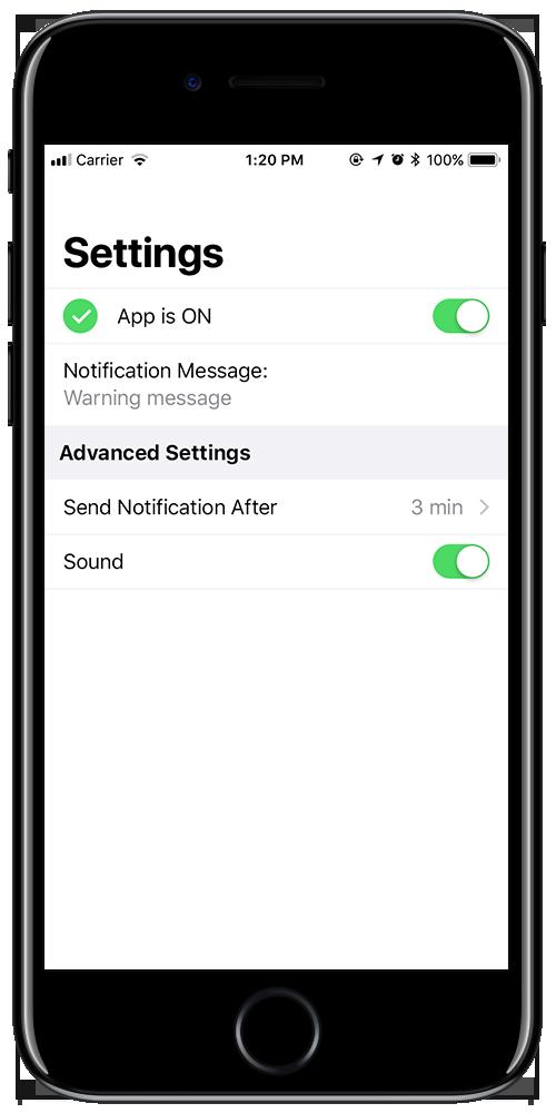 GPS-based-speed-indicating-app by Rozdoum