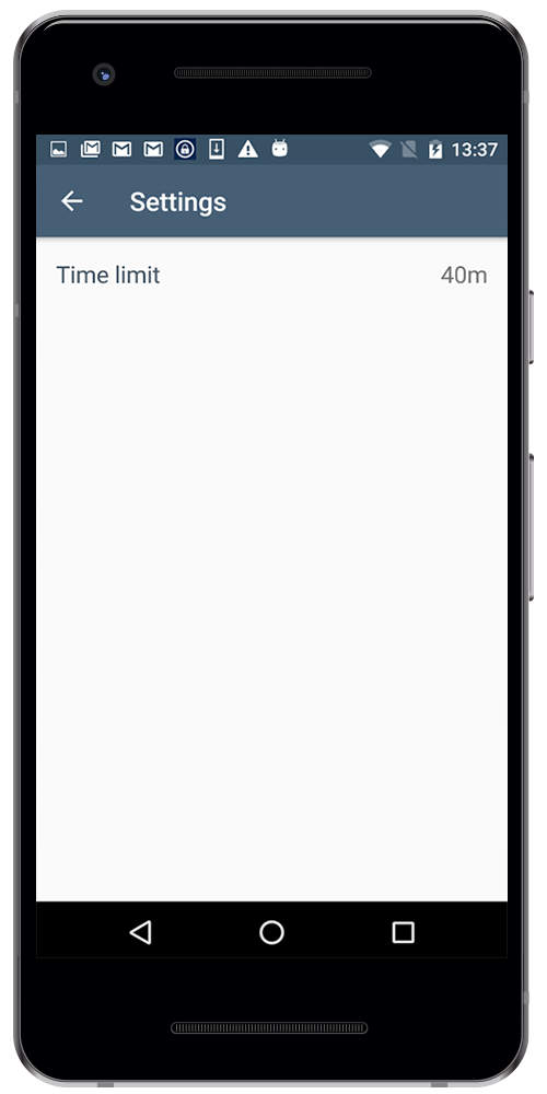 Screen On mobile app by Rozdoum