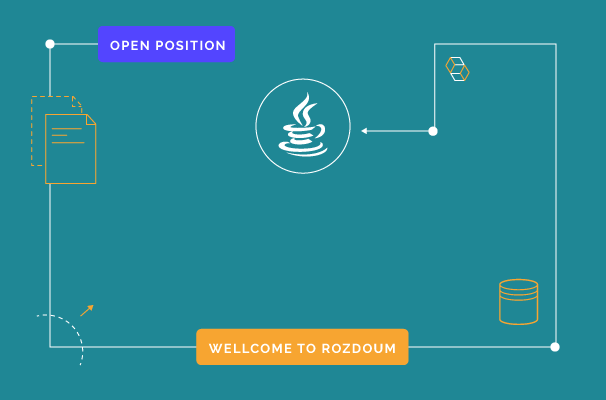 middle java developer for Rozdoum