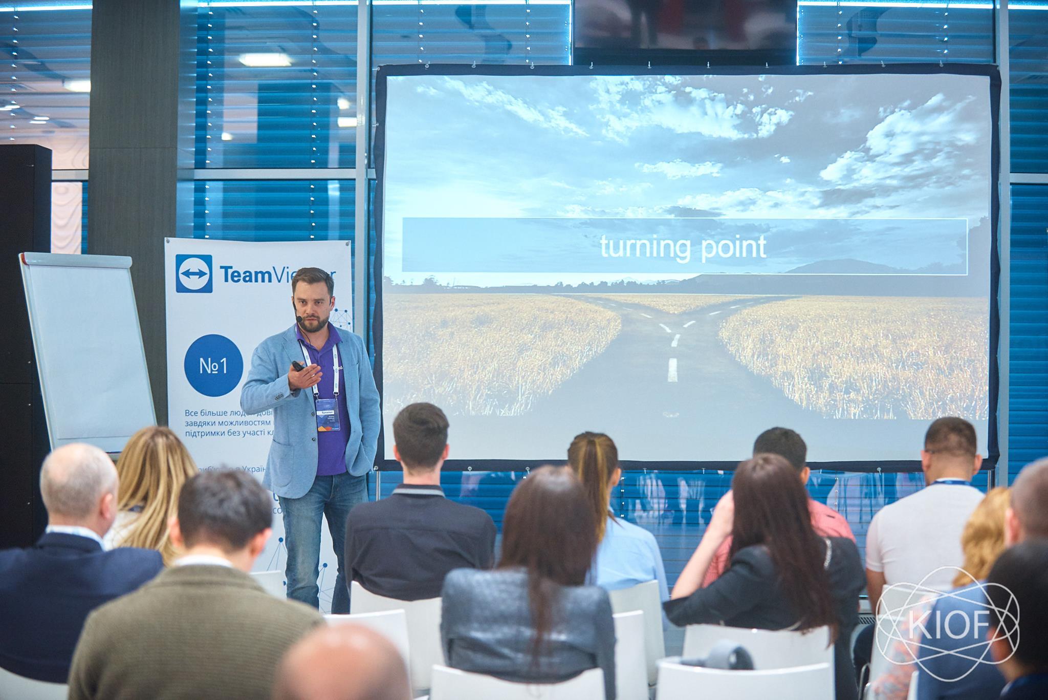 Andrey Dekhtyar, CEO at Rozdoum
