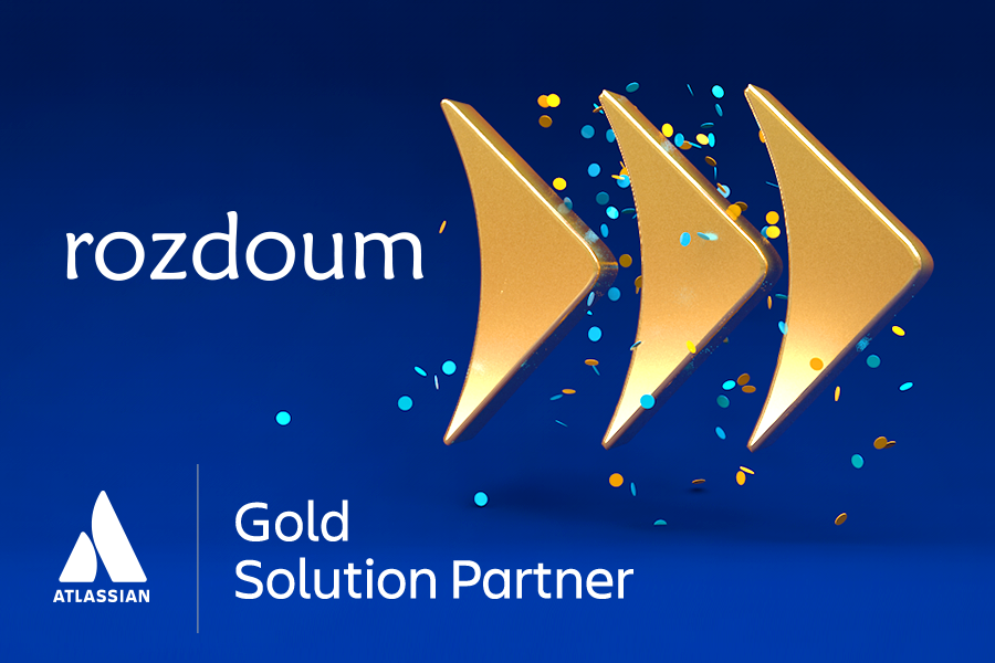Rozdoum Gold Solution Partner