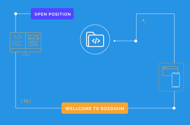 Frontend developer for Rozdoum