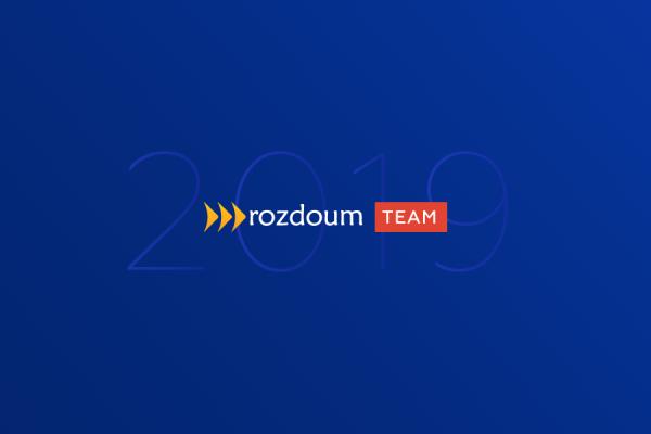Rozdoum team news 2018