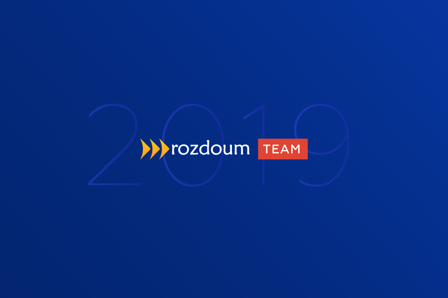 Rozdoum team news 2018
