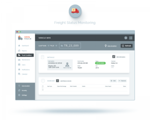 Truck Fleet Audit Mobile App