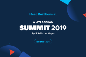 Rozdoum at Atlassian Summit 2019