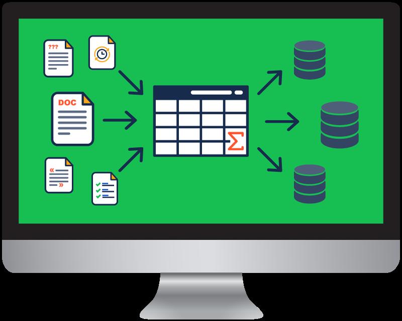 Data Retrieving App
