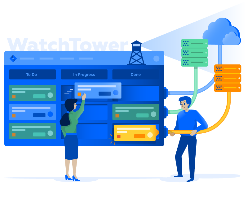 WatchTower App for Jira