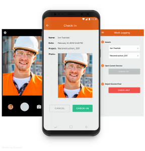 Working Access Control App