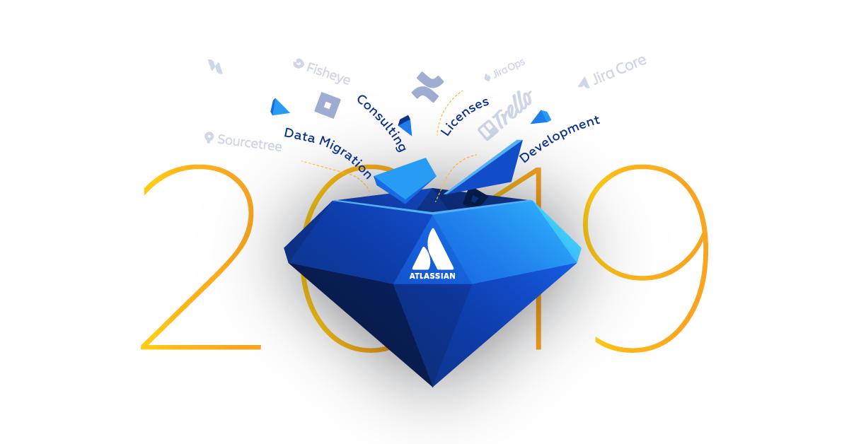 Rozdoum Year 2019 - Crystallizing Atlassian Focus
