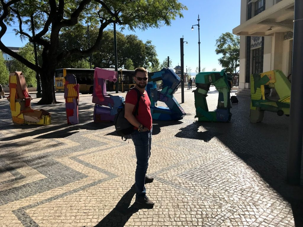 Lisbon, Portugal, Web Summit 2018