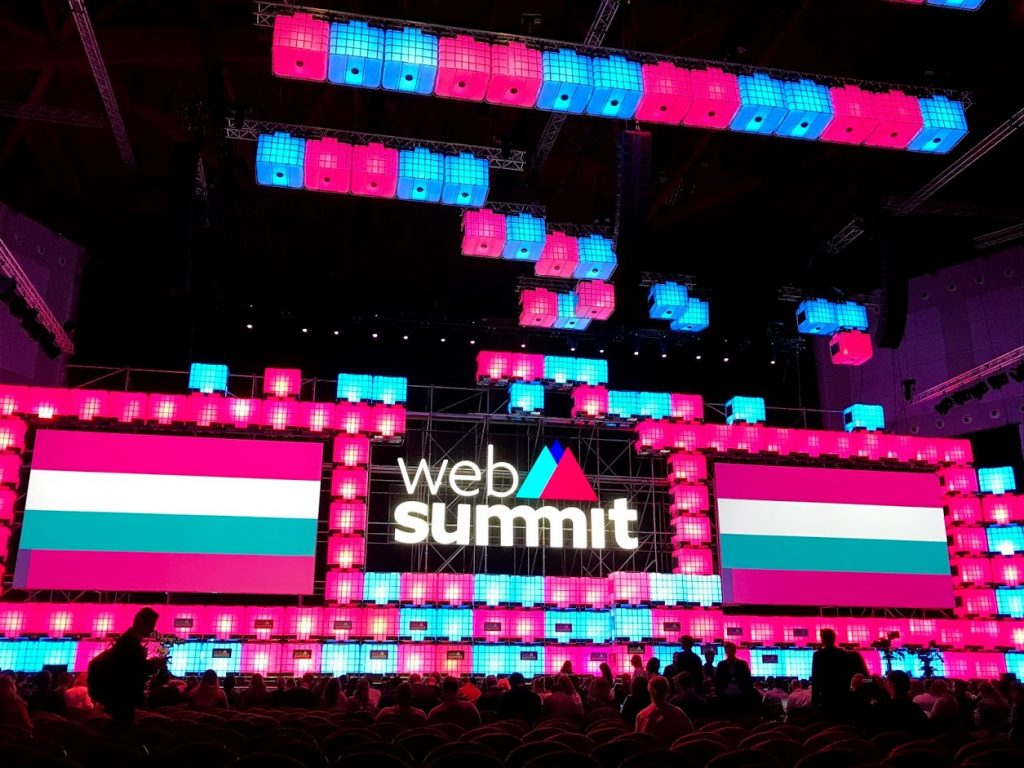 Results of Web Summit 2018