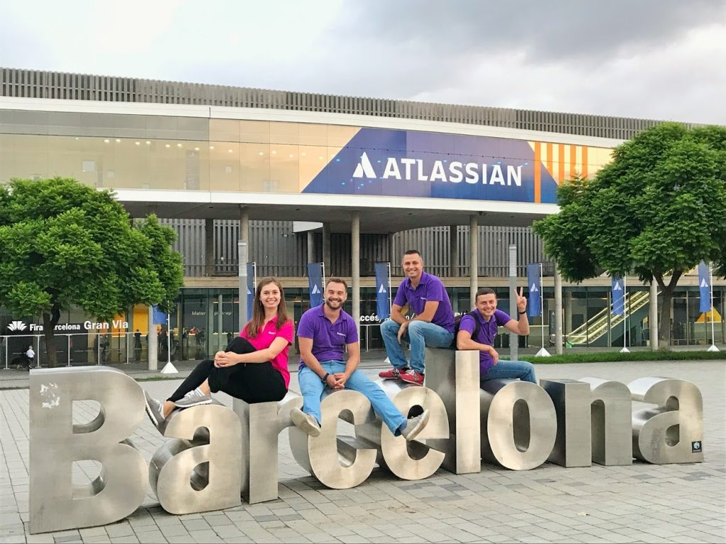 Atlassian Summit 2018