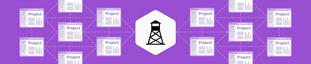 Watchtower app banner
