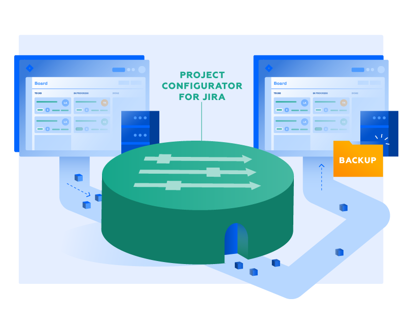 Merge of Jira and Confluence instances