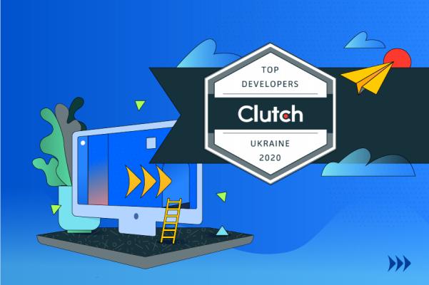 Clutch Recognized Rozdoum Among Ukraine's Top Software Developers for 2021